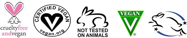 vegan-and-cruelty-free-logos
